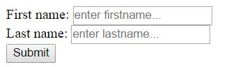 the input trong html vi du 1